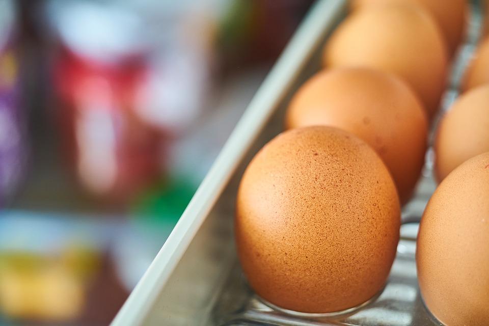 Buzdolabında bir hafta bekletilmiş yumurtanın?