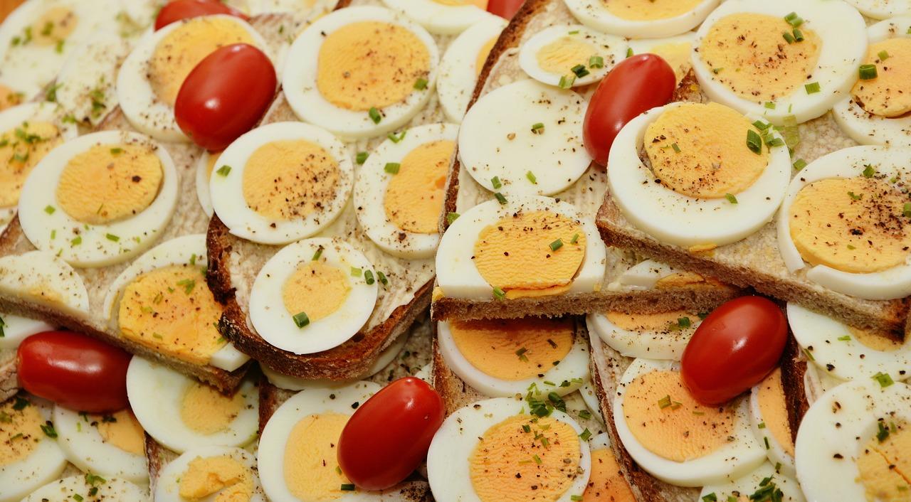 Yumurta, demir ve çinko acısından bağışıklığı güçlendirir